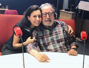 Laura Pardo y José Ramón Pardo, responsables del programa Ecos del siglo XX