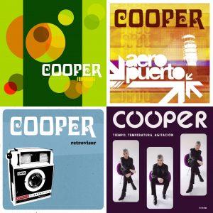 Discovering Laura dedicado a Cooper
