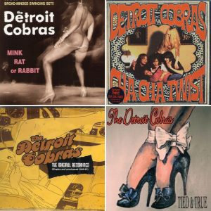 Discovering Laura dedicado a Detroit Cobras