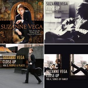 Discovering Laura dedicado a Suzanne Vega